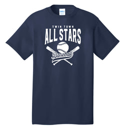 All Stars Port & Company Core Cotton Tee