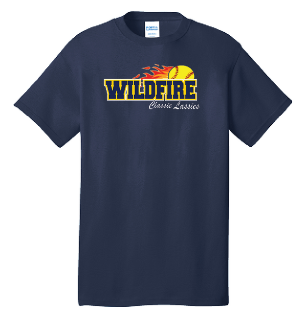 Wildfire Core Cotton Tee