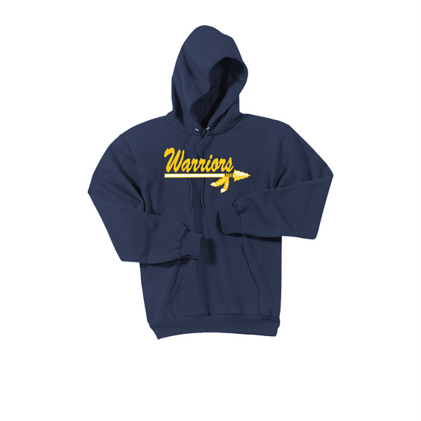 Warriors Essential Fleece Hoodie