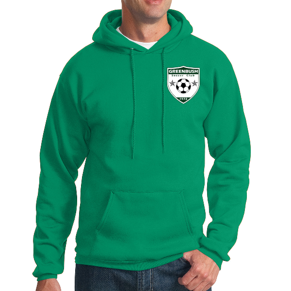 Greenbush Soccer Essential Fleece Hoodie