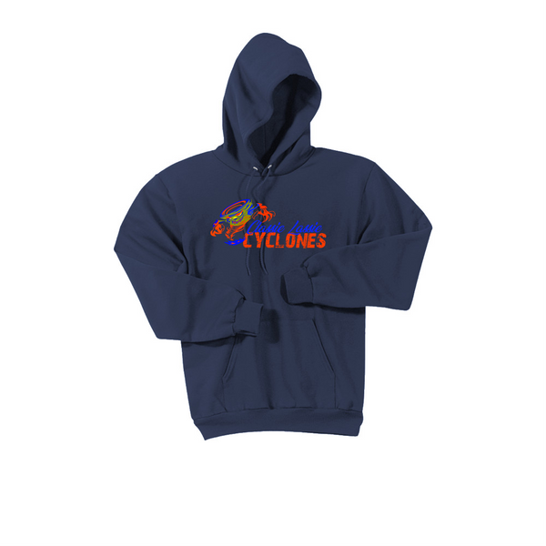 Cyclones Port and Company Essential Fleece Hoodie