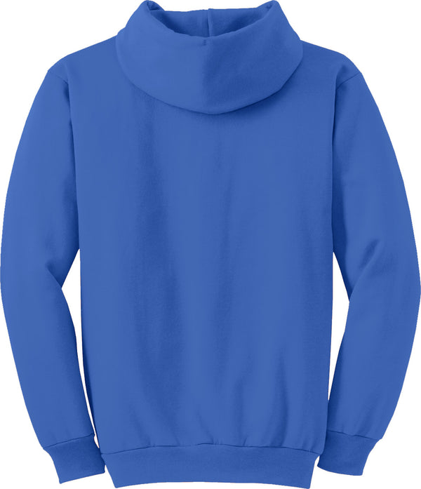 Columbia Science Fleece Pullover Hooded Sweatshirt