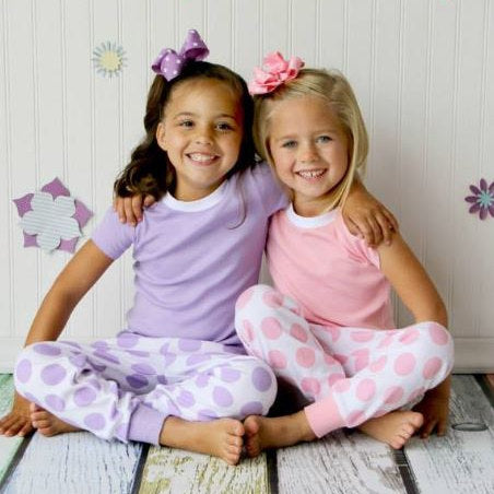 Easter Bunny Polka Dot Pajamas