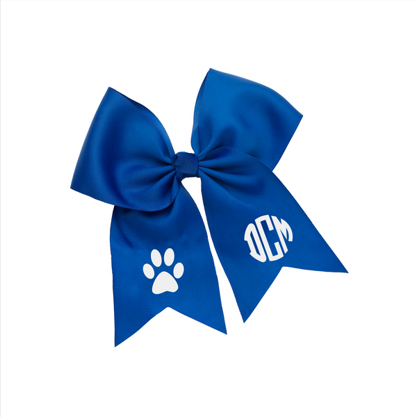 Genet School Spirit Hair Bows