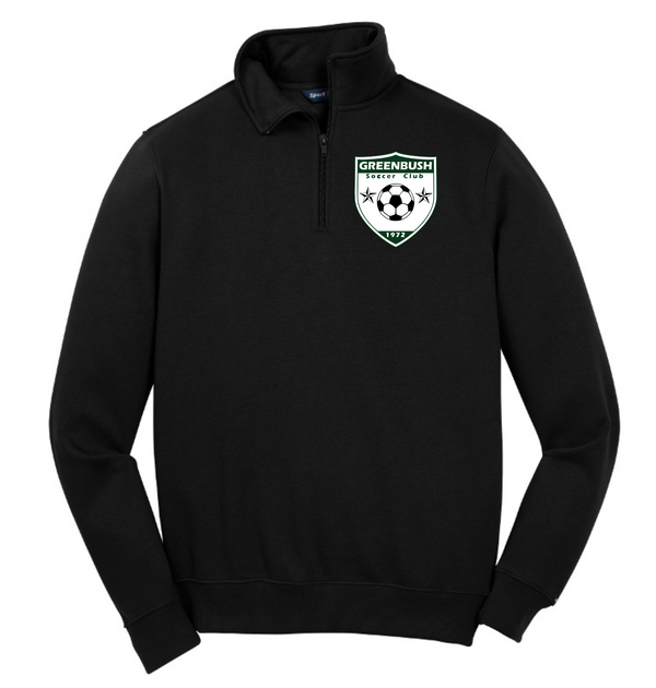 Greenbush Sport-Tek® Adult 1/4-Zip Sweatshirt