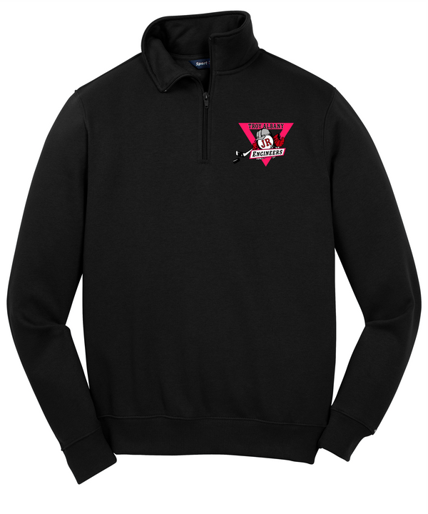 Troy Albany Hockey Sport-Tek 1/4-Zip Sweatshirt