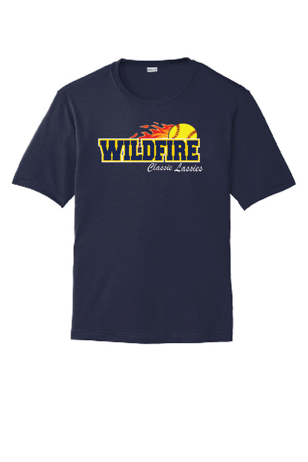 Wildfire Adult Sport Tek Performance Tee