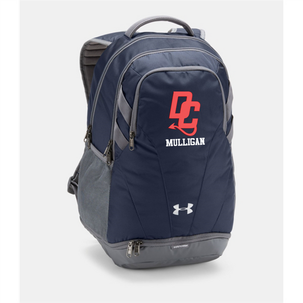 Devil Cats Under Armour Hustle Backpack
