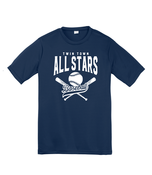 All Stars Youth Sport-Tek Performance Tee