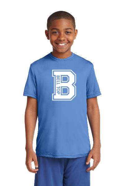 Bell Top Youth Sport-Tek Performance Tee
