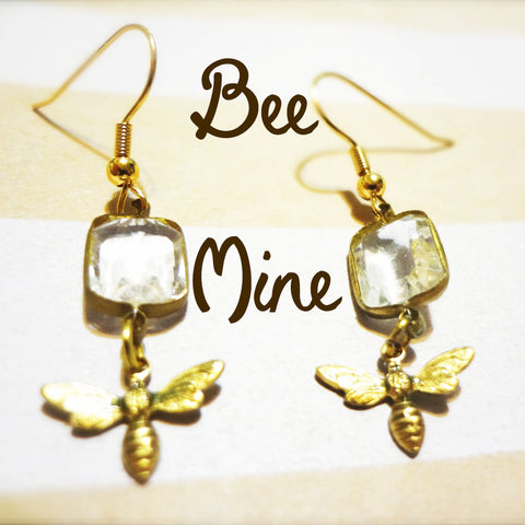 Bee Mine Earrings