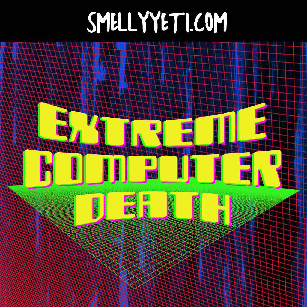 Smell of the Month: Extreme Computer Death
