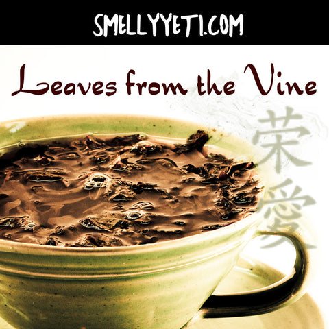 Smell of the Month - Leaves from the Vine