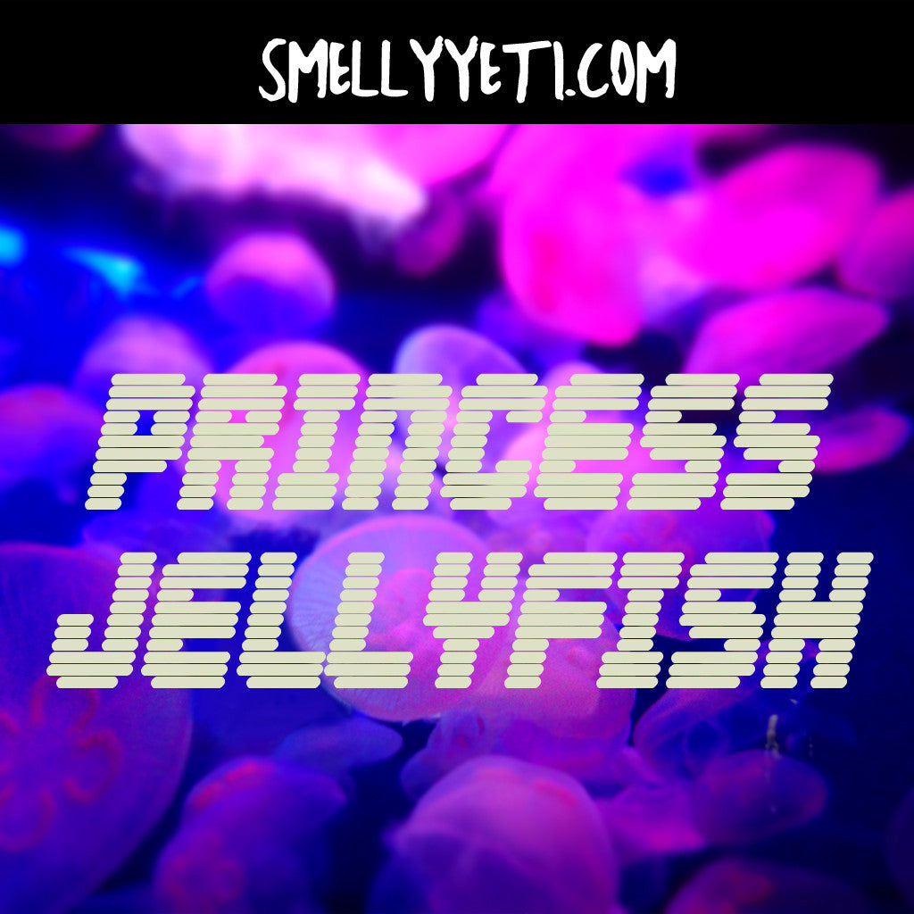 Smell of the Month: Princess Jellyfish