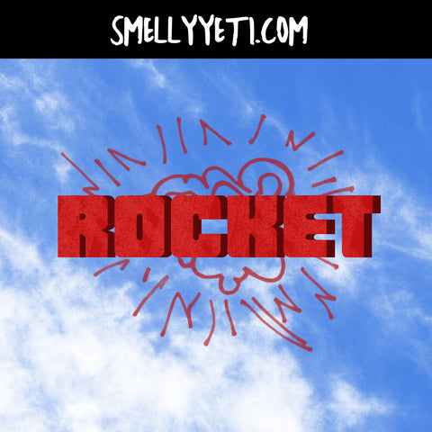 Smell of the Month: Rocket