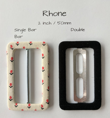 "Rhone 2""/50mm Buckle"