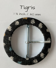 "Tigris 1 5/8"" / 40mm Buckle"