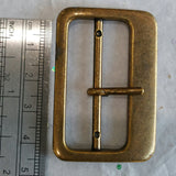 Bronze Buckle / Rectangle