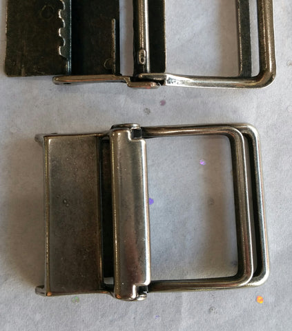 Gunmetal Buckle