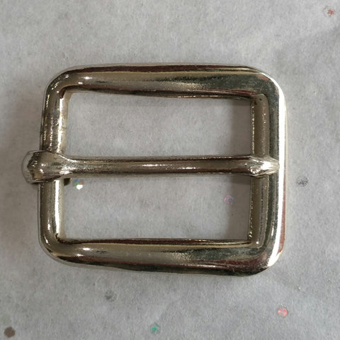 Silver Buckle / 20mm