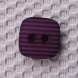 Button Purple / Ridged / Matte