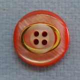 Button Red / Pearl / Shiny