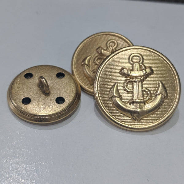 Gold / Anchor / Metal