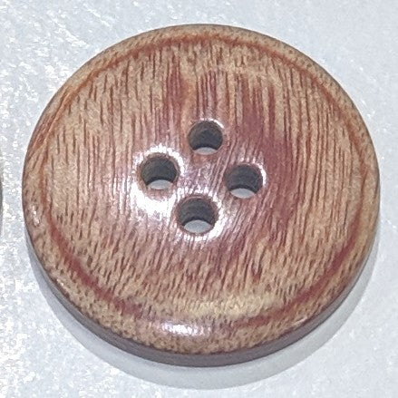 Brown / Wood / 4 Hole