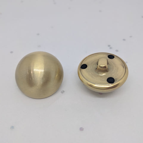 Gold / Half ball / Metal