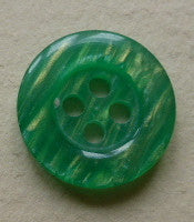 Green  / Pearly  / Shiny Button