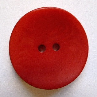 Button Orange / Curved / Matte