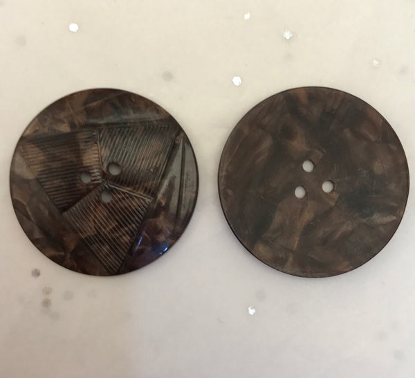 Brown / Art Deco / Celluloid