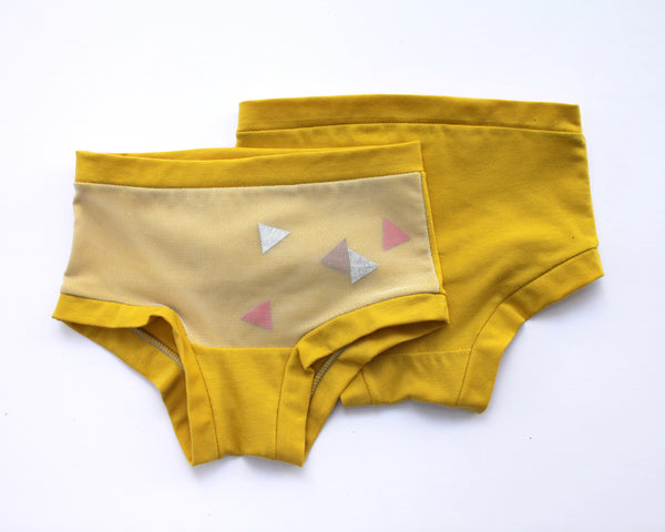 Yellow Confetti Underwear - Wolf Industries
