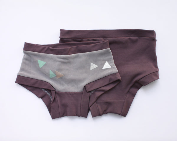 Purple Confetti Underwear - Wolf Industries