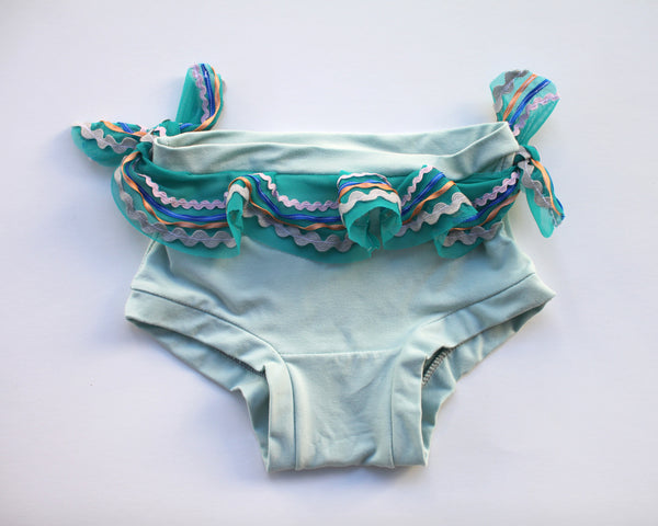 Aqua Dreamy Underwear - Wolf Industries