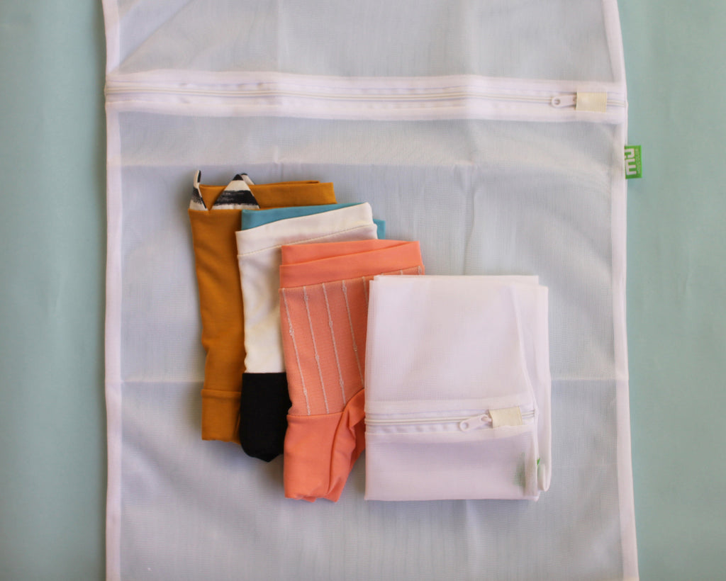 Mesh Laundry Wash Bag - Wolf Industries