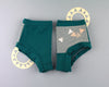 Teal Confetti Underwear - Wolf Industries