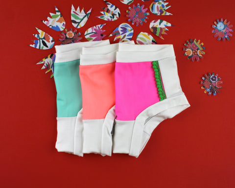 A Set Of 3 Maya Underwear - Wolf Industries
