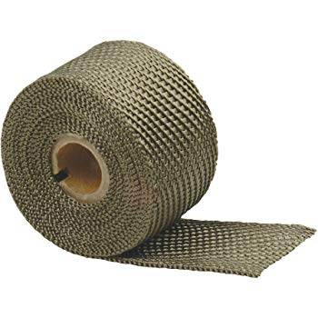 Exhaust Heat Wrap - Titanium