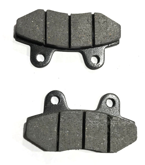 Mercury brake pads