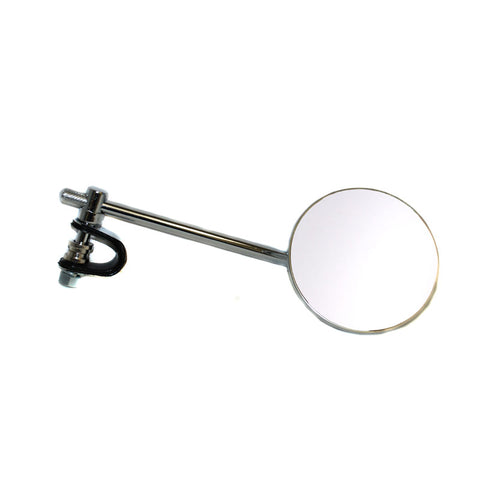 "Mirror 8"" stem clamp-on"