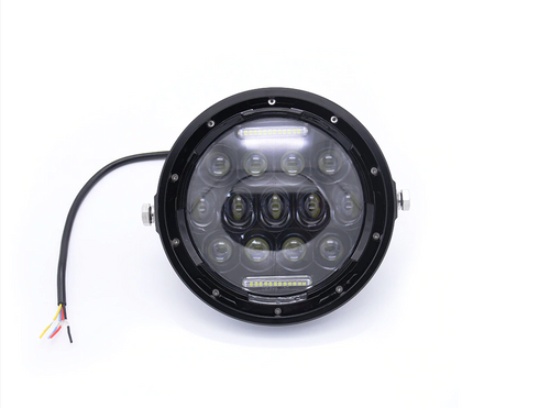 Sol LED Headlight 7""