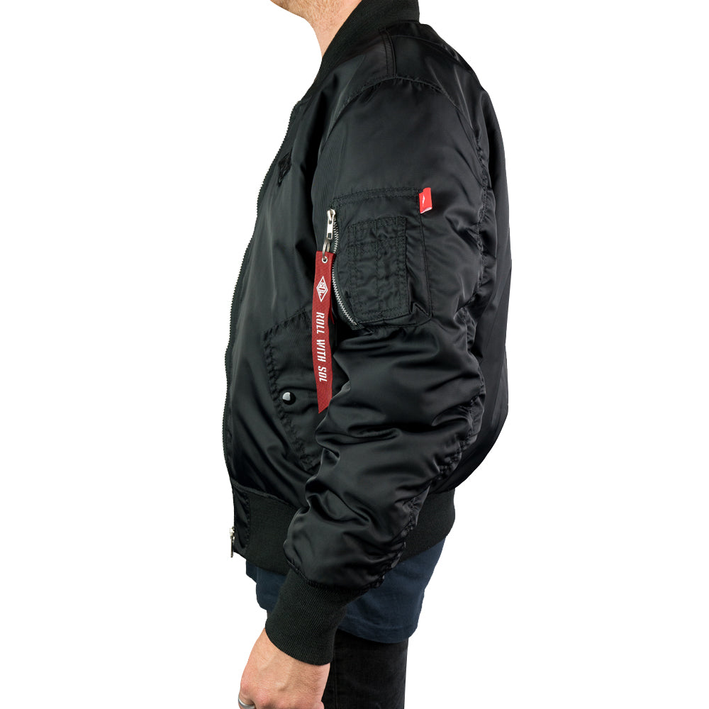 Sol Stealth Riding Jacket