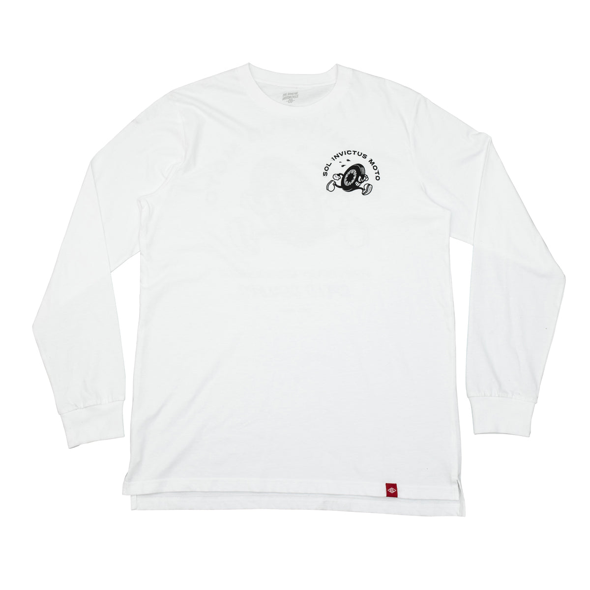 Sol Speed Dealers Tee - Long Sleeve
