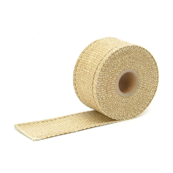 Exhaust Heat Wrap - Ivory
