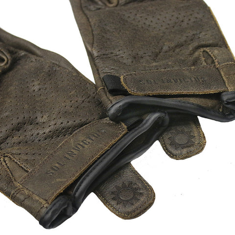 Sol Classic Gloves - Brown