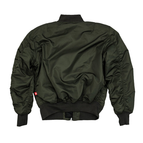 Sol Stealth Riding Jacket - Olive