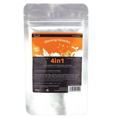 glasgarten 4 in 1 shrimp snack