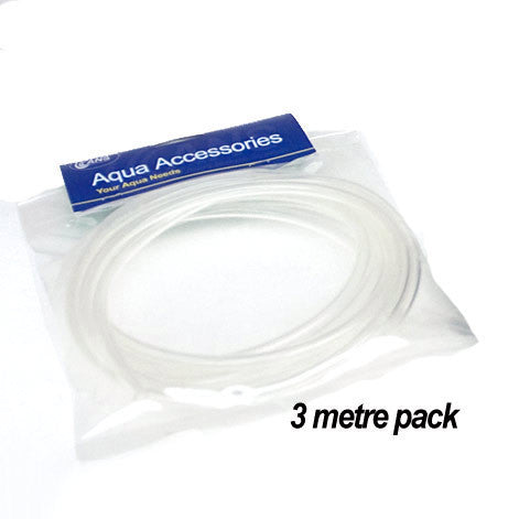 white co2 resistant tubing