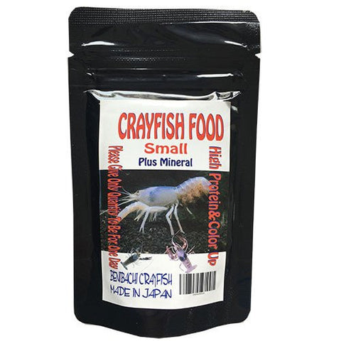 Benibachi Crayfish Food (Small) Plus Mineral